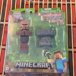 Minecraft Series #2 Overworld Villager Blacksmith